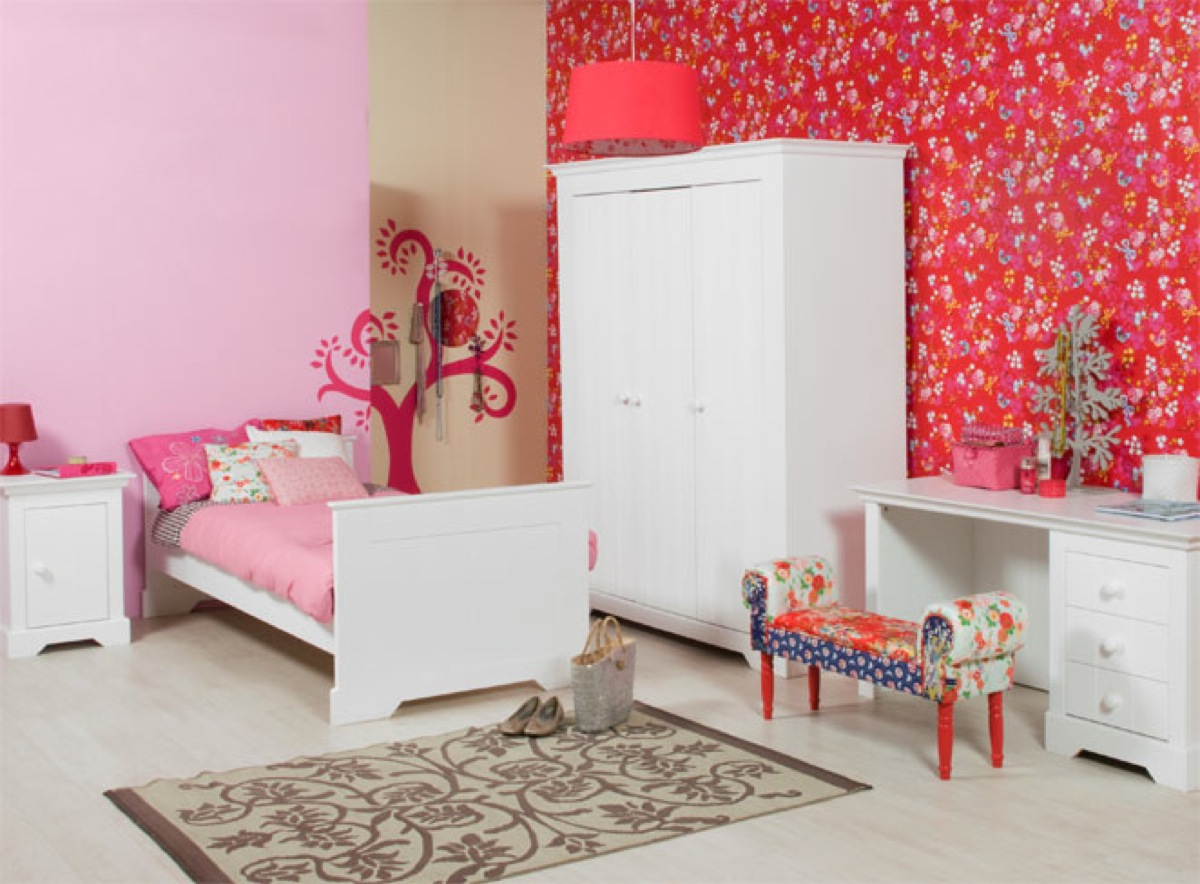 Deco kinderkamer for Idee deco kamer