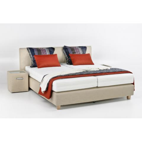 un boxspring le lit le plus confortable. Black Bedroom Furniture Sets. Home Design Ideas